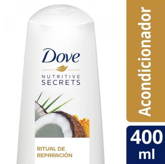 Acondicionador Dove Ritual De Reparación 400 Ml.