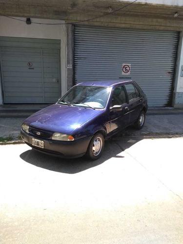 Ford Fiesta 1.8 Lx D Aa 1999
