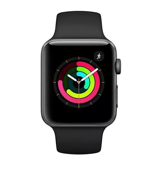 Relógio Apple Watch 42mm Mtf32ll/a S3 Space Gray