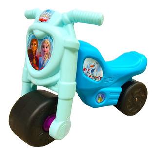 Montable Tipo Moto Para Niños Resistente, Frozen Original!!!