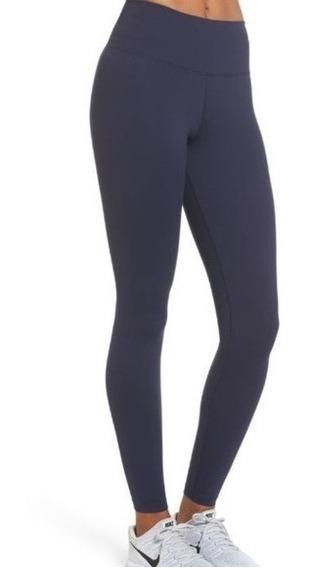 Calça Legging Feminina Nike Azul Sculptlux Tightfit - 890659