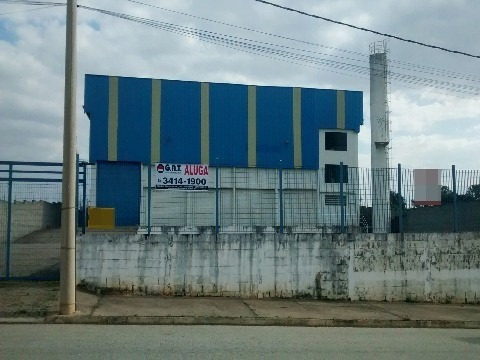 Galpão , Aluga, Cajuru Do Sul - Sorocaba/sp - Gl00285 - 4754183