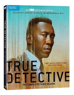 Blu-ray True Detective Season 3 / Temporada 3