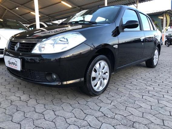 Renault Symbol Sedan Expression Connect 1.6 8v 2010