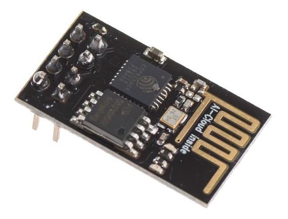 Módulo Wifi Serial Esp8266 Esp-01 Transceptor P/ Arduino
