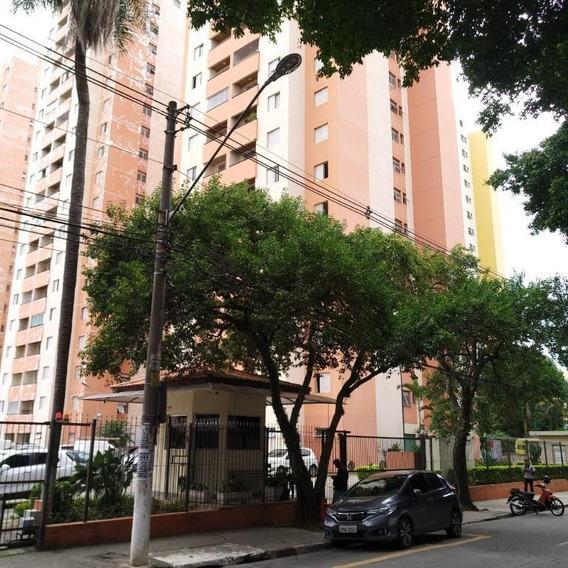 Apartamento Em Vila Yara, Osasco/sp De 54m² 2 Quartos Para Locação R$ 1.400,00/mes - Ap427960