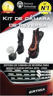 Cámara De Reversa Para Suzuki Ertiga 2019 - 2020