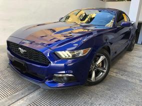 Ford Mustang Premiun 3.7l V6 Full Azul Recién Importado