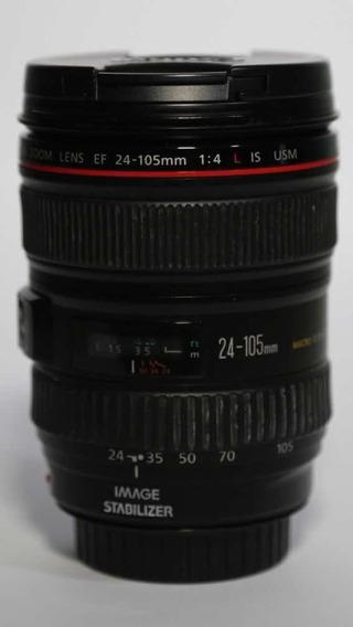Lente Canon 24-105 4