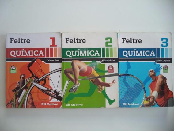 Coleção De Química Ricardo Feltre ( Ime Ita Unicamp )