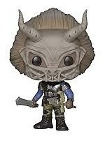 Funko Pop Erik Killmonger Limited Chase Edition #278 Marvel
