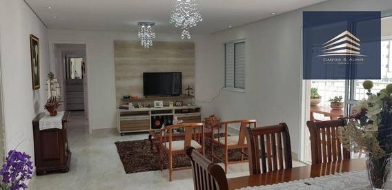 Apartamento Na Vila Augusta, Condomínio Supera 128m² - Venda E Locação. - Ap0723