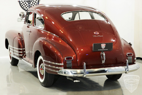 Gm Chevrolet Fleetline 1947 47 - Fastback Aerosedan - Antigo