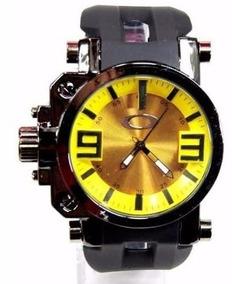 Relógio Masculino Oakley Gearbox Titanium