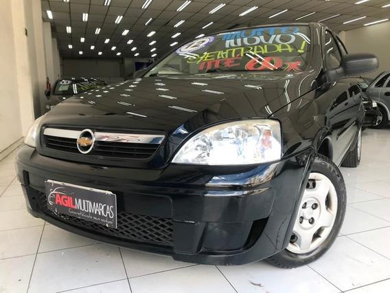 Chevrolet Corsa Maxx 1.4 Hatch Flex 2012 Completo Único Dono