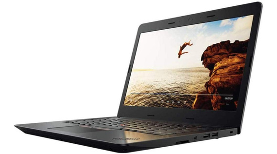 Laptop Lenovo Thinkpad E470 14 Core I3 6th 8gb Ram, Hdd 500