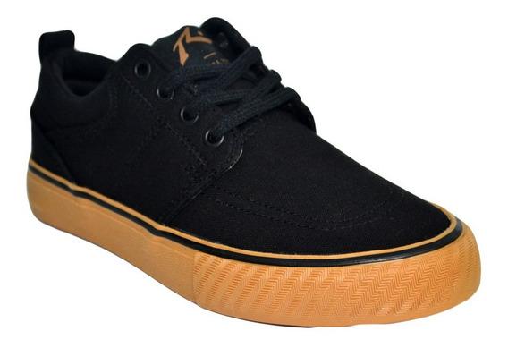 Zapatillas Rusty Yonkers Suela Marrón Originales