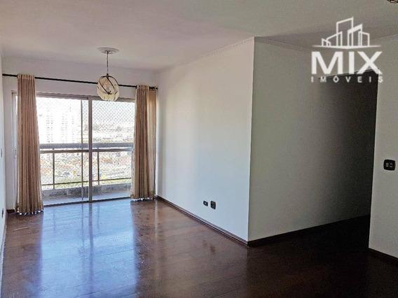 Apartamento Para Alugar Com Móveis Planejados Na Vila Augusta, Guarulhos, Sp - Ap0584