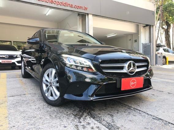 Mercedes-benz C 180 1.6 Cgi Gasolina Avantgarde 9g