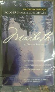 Macbeth William Shakespeare Ingles