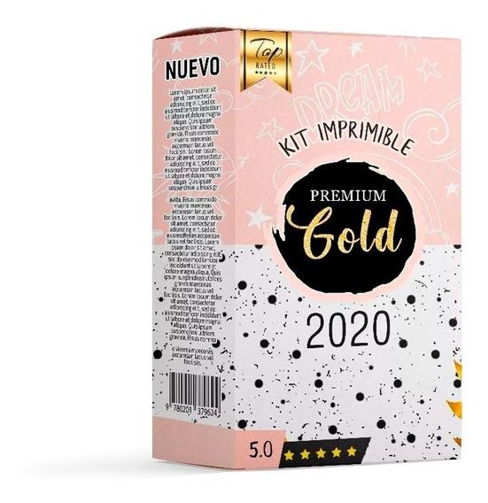 Kit Imprimible 2019 Invitaciones Recuerdos Tarjetas