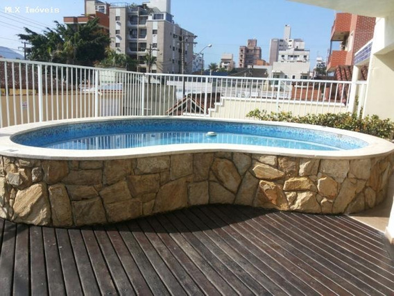 Apartamento A Venda Em Guarujá, Enseada, 2 Dormitórios, 1 Suíte, 2 Banheiros, 1 Vaga - 911