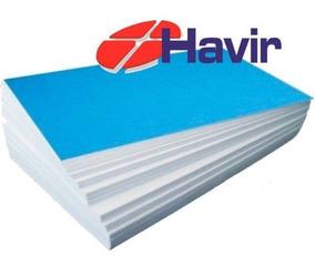 Papel Sublimatico A4 Fundo Azul Pacote 500 Folhas 100% Havir