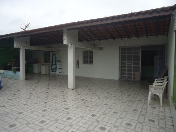 Edícula A 600 Metros Da Praia - Parque Augustus - Ref. 706