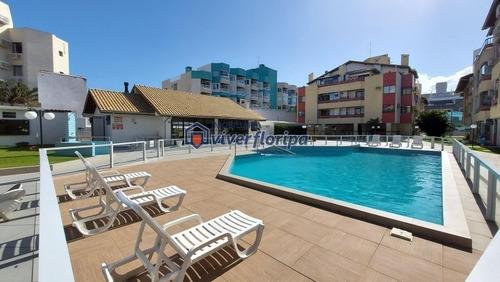 Apartamento 1 Quarto A 100 M. Do Mar Com Escritura! - Apartamento A Venda No Bairro Ingleses Do Rio Vermelho - Florianópolis, Sc - 285