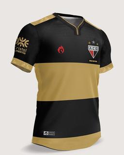 Camisa Atlético Go Goianiense Gold Edition N271 Leia Anuncio