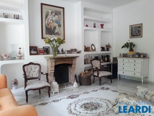 Imagem 1 de 12 de Casa Assobradada - Perdizes  - Sp - 619659