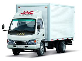 Camion Jac Con Trabajo