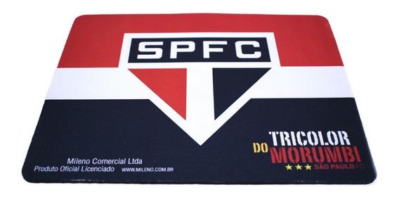 Mouse Pad Computador Notebook Informatica - São Paulo F.c.