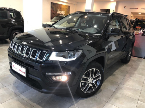 Jeep Compass Sport At6 Financiada 100%