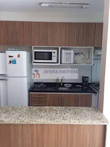 Apartamento Com 2 Dormitórios À Venda, 54 M² Por R$ 290.000 - Vila Pedro Moreira - Guarulhos/sp - Ap1506