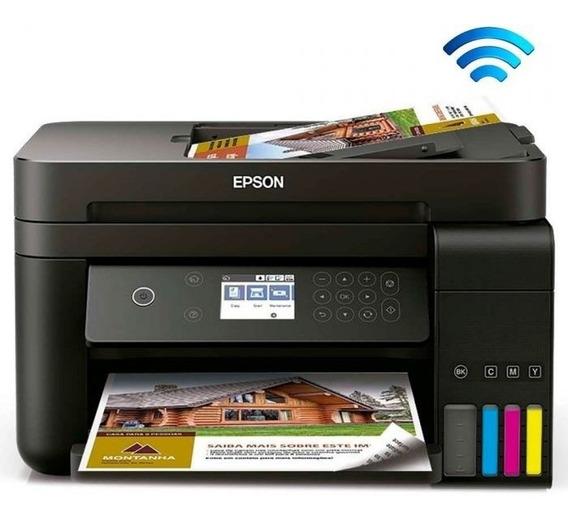Oferta! Impresora Epson Ecotank L6191 / Wifi/ Duplex/ Adf