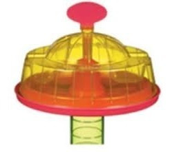 Habitrail Playground Restaurante Para Hamsters