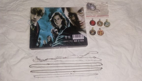 Collar Harry Potterl - No Venta - Obsequios Por Compra