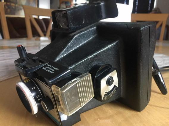 Câmera Polaroide Retrô