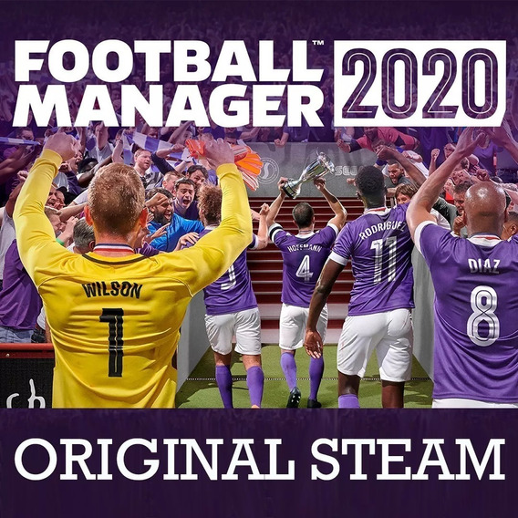 Football Manager 2020 + Fm Touch + Editor Steam Offline