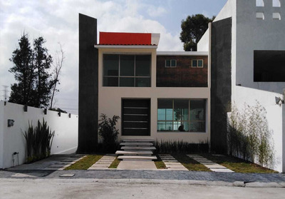 Residencia En Venta Valle Del Molino Texcoco
