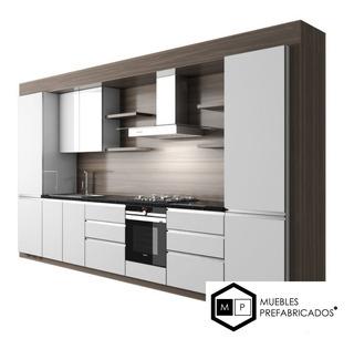 Muebles De Cocina Prefabricados Listos - Todo para Cocina en ...