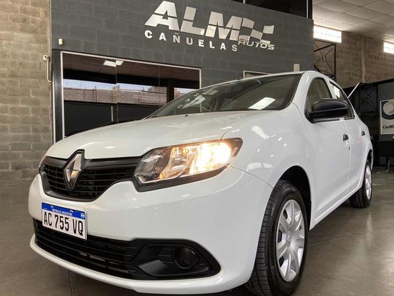 Renault Logan Authentique Plus Mod 2018 Excelente!!!