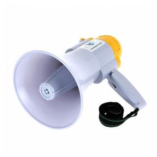 Megáfono Amplificador De Voz A Pilas Con Grabador