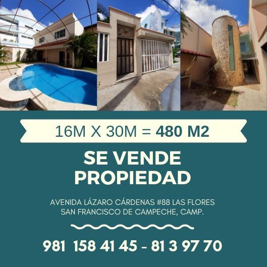 Casa En Avenida 3 Recámaras, 8 Baños