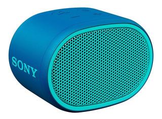 Parlante Sony Extrabass Bluetooth Resistente Al Agua- Xb01