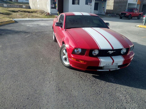 Ford Mustang 4.6 Gt Base 5vel Tela Mt 2008