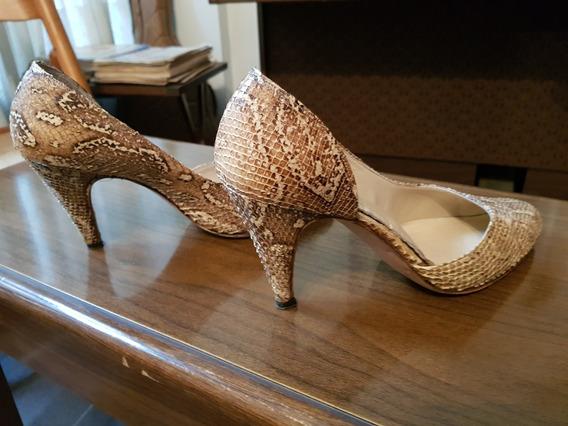 Zapatos Mujer France Piel De Vivora N°37