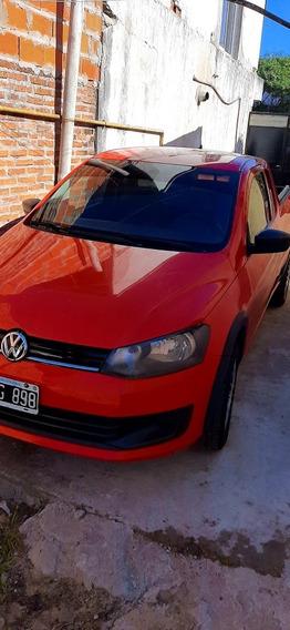Volkswagen Saveiro 2014 1.6 Gp Ce Pack Electr.+seg.+radio