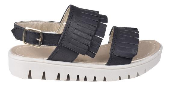 Zapatos Sandalias Niñas Flecos Moda Alcosto Sauipe (014)